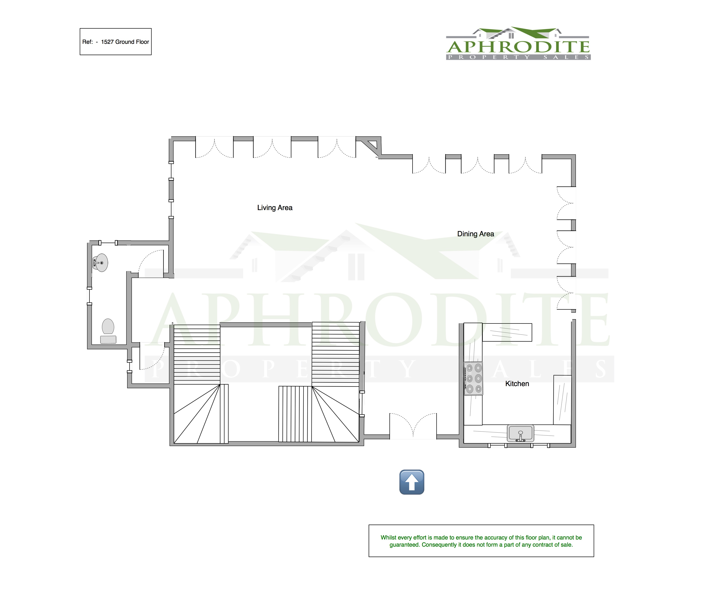 1527 - 4 Bedroom Villa - Aphrodite Hills floorplan 3