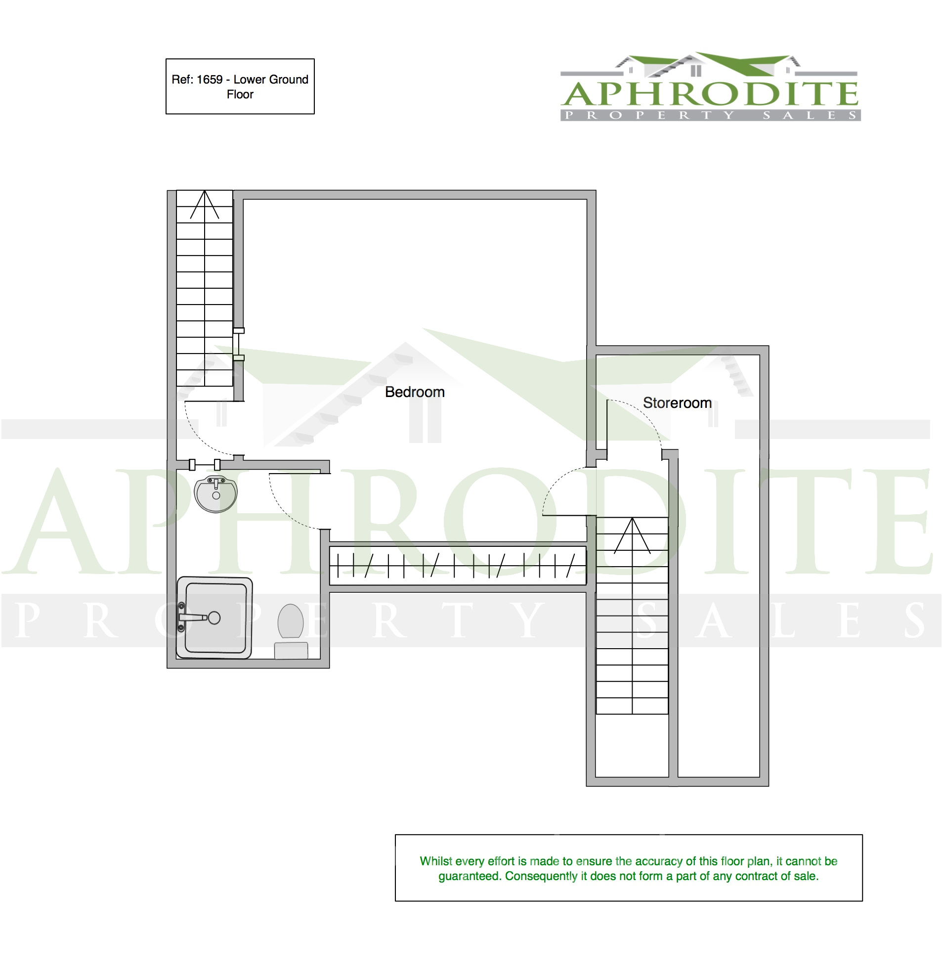 1659 - 3 Bedroom Villa - Aphrodite Hills floorplan 3